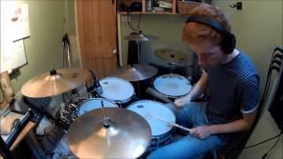 Dangerous   David Guetta Ft. Sam Martin   Drum CoverRemix