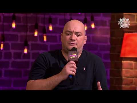Резидент Comedy Club Роман Юнусов - про случай в Сибири