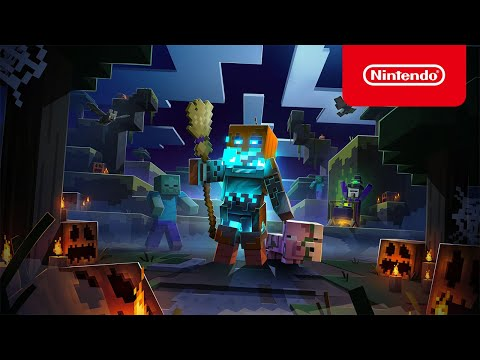 , title : 'Minecraft Dungeons: Spookier Fall Event – Nintendo Switch'