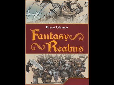 Dad vs Daughter - Fantasy Realms - Game of the Week Edition