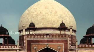 Elegance of Humayun Tomb