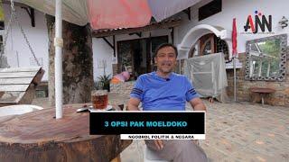 Tiga Opsi bagi Moeldoko Paska KLB Ditolak Pemerintah