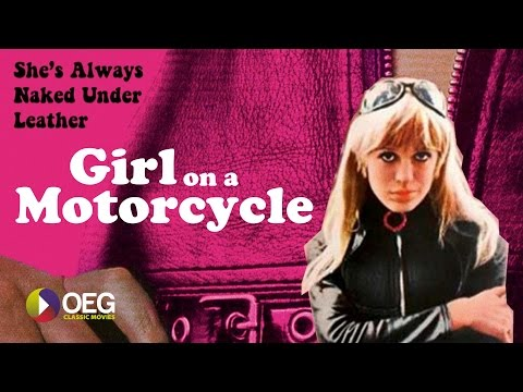 afbeelding The Girl on a Motorcycle