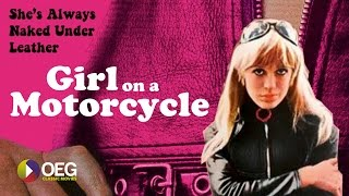 Girl on a Motorcycle 1968 Trailer