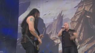 Disturbed - The Light - Live Rock am Ring 2016