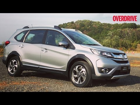 2016 Honda BR-V i-VTEC - First Drive Review