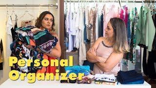 [Vídeo] Aprenda a dobrar suas roupas com Andréa Personal Organizer
