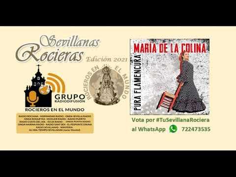 María de la Colina - Y como te miro