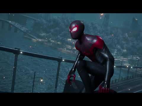 Видео № 0 из игры Marvel Человек-Паук: Майлз Моралес - Ultimate Edition [PS5]