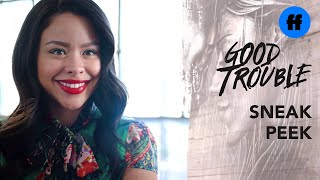 Season 2 episode 16 | Sneak Peek 1 : Mariana's Interview