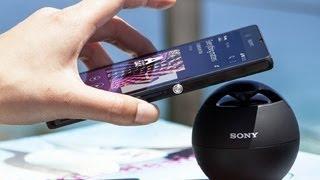 Sony SRS-BTV5. Беспроводная колонка.