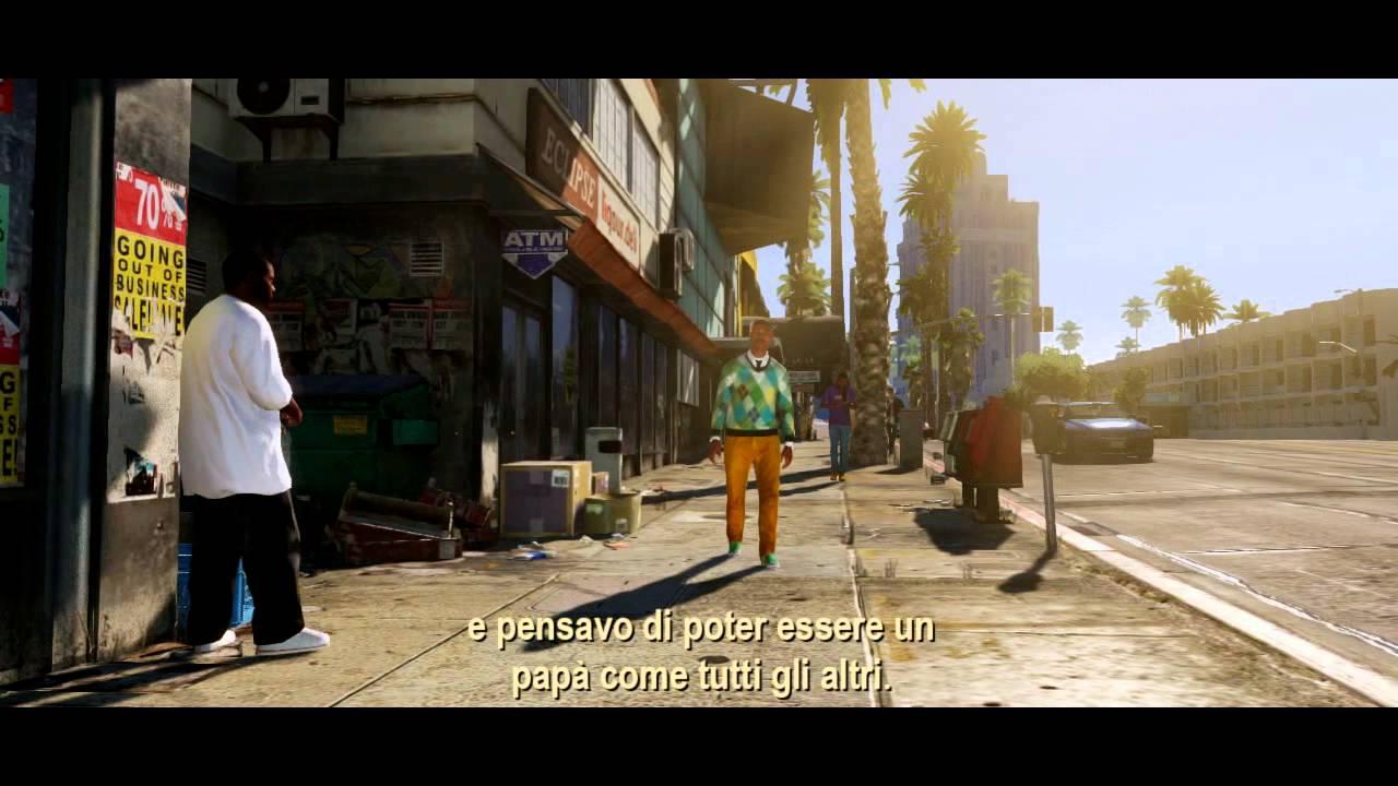 Grand Theft Auto V - Trailer