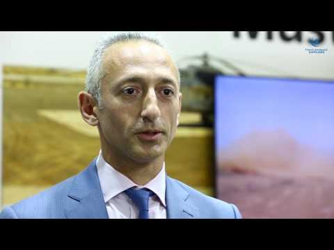 French Aerospace suppliers - Salon du bourget 2017 - MUSTHANE