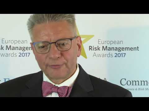 Preview image for our video : European Risk Management Awards 2018