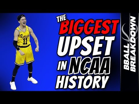 The BIGGEST Upset In NCAA History