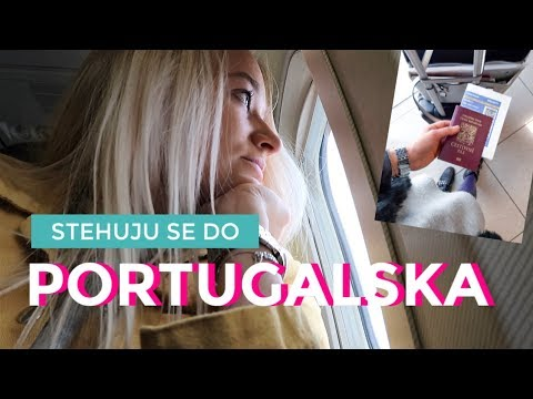 STĚHUJU SE DO PORTUGALSKA | #HMGTP