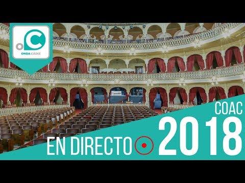 El Gran Teatro Falla se rindió ante la religión de OBDC