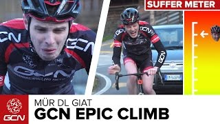 Mür Dl Giat | GCN's Epic Climbs
