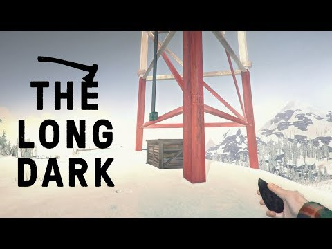 The Long Dark - Hiking Up to the Radio Tower! - The Long Dark Vigilant Flame - Ep. 4