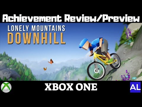 Lonely Mountains: Downhill (Xbox One) Achievement Review/Preview