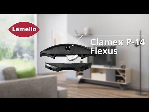 Assembleur P-système Clamex P-14 Flexus