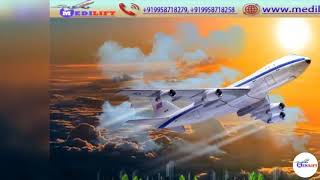 Take Safe Patient Transfer Air Ambulance Service in Patna
