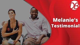 Melanies Testimonial