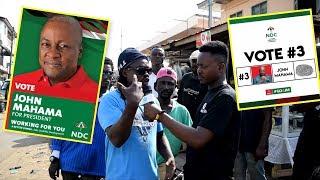 Eeii.. We would 4 Vote Mahama 2020, Akuffo Addo Should Go! Ghanaians..