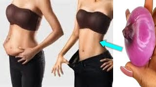 TRUST ME ON THIS USE ONLY 1 ONION REMOVE BELLY FAT IN 2 DAYS