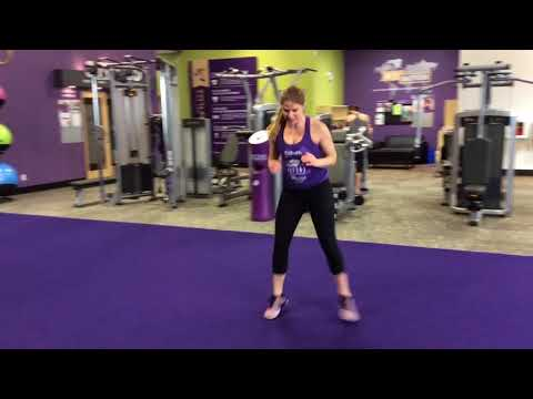 Burpee to Lateral Shuffle