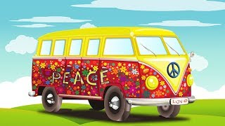 Guided Meditation for Children   THE WORRY BUS   Kids Meditation for Worry and Anxiety