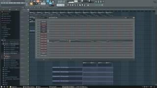 [FL Studio 12] Alan Walker - Spectre (Cover)