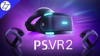 PSVR 2 - Design, Controller, Release Date & More!