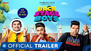 Backstage Boys Trailer