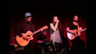 Angie Miller Lost In The Sound Live at Hotel Cafe