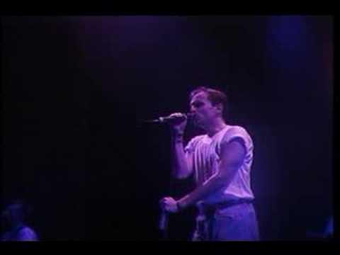 Miguel Bosé - Manos Vacias (En vivo, Directo 90)