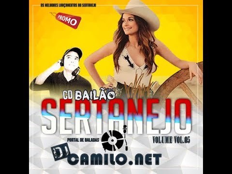 Cd Bailao Sertanejo 2017 Vol 05 Novembro 2017