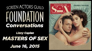 SAG Foundation | Conversations w/ Lizzy Caplan