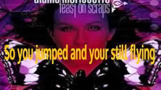 Fan Made Lyric Video -  Surrendering   (Alanis Morissette)