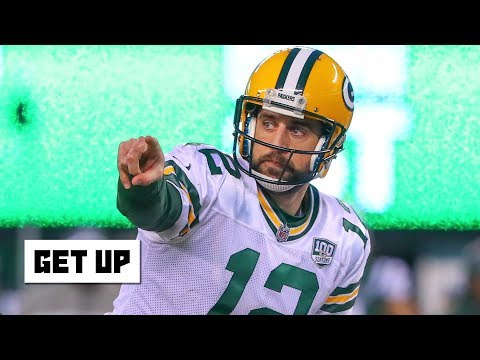 Is the Aaron Rodgers-Matt LaFleur audible drama a concern for the Packers? | Get Up