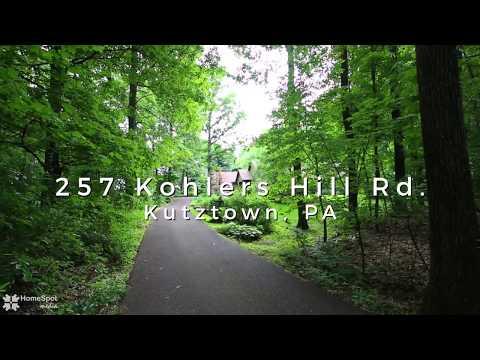 257 Kohlers Hill Rd  Kutztown, PA 19530