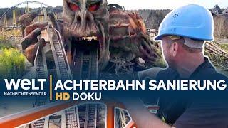 ACHTERBAHN-Sanierung - Colossos kehrt zurück | HD Doku