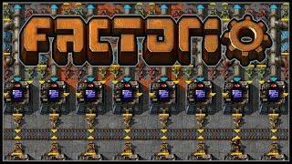 Factorio Recursion #10   Uranium Mining (0.15 | Factorissimo Mod)
