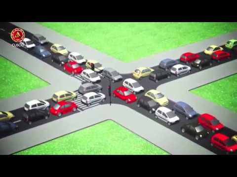 Rol y función de los semáforos en Cusco