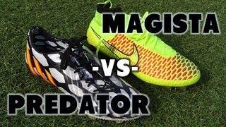 Magista Versus Predator - The