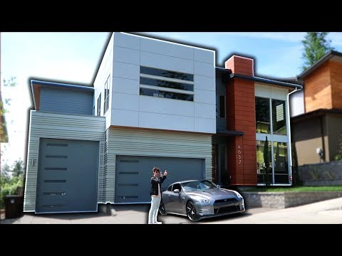 IM BUILDING MY $2M DREAM HOUSE at AGE 17