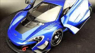 AUTOart McLaren 650S GT3