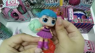 Распаковываем ЛОЛ куклы