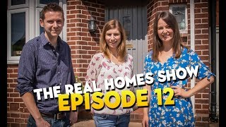 Garden Ideas And Open Plan Kitchen Extensions: Real Homes Show Ep.12