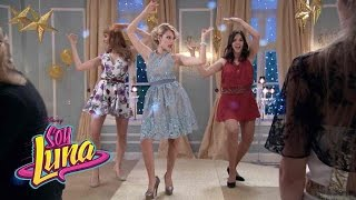 Ámbar, Delfina y Jazmín cantan Chicas así   Momento Musical   Soy Luna